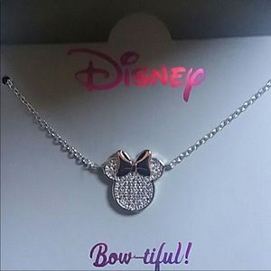 Disney Minnie Mouse Bow-tiful necklace